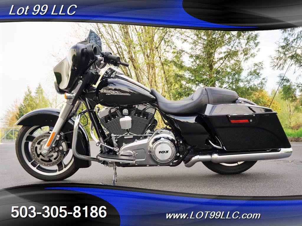Harley Davidson Custom Street Glide Bagger 103 For