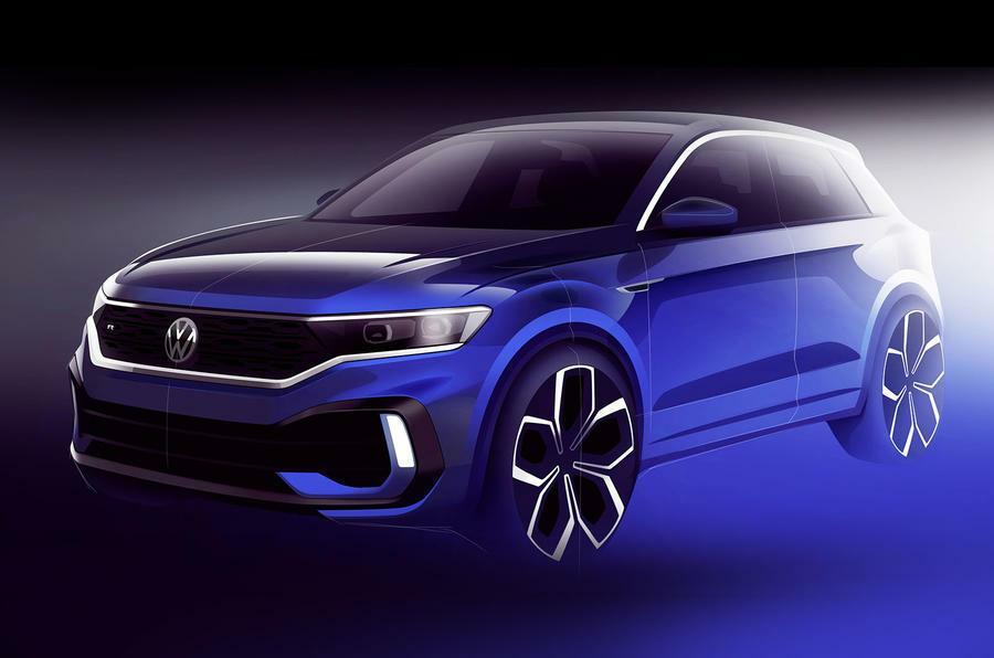 Volkswagen T-Roc R: premijera na autosalonu u Ženevi