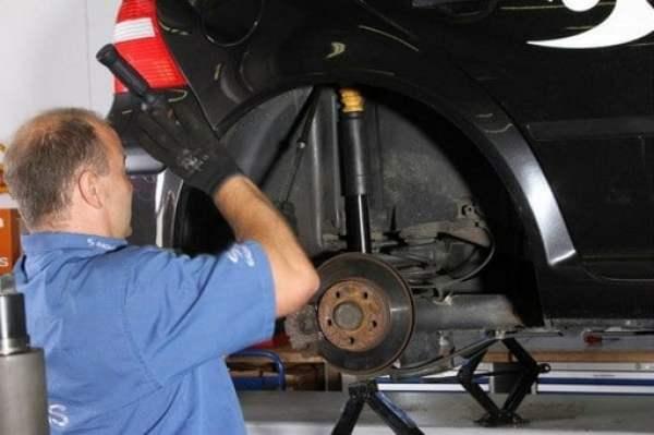 Manual Nissan Frontier 2012 Taller de Amortiguadores