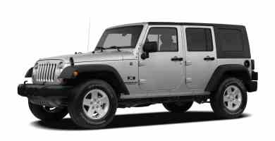 Manual de Usuario JEEP Wrangler 2007 en PDF Gratis