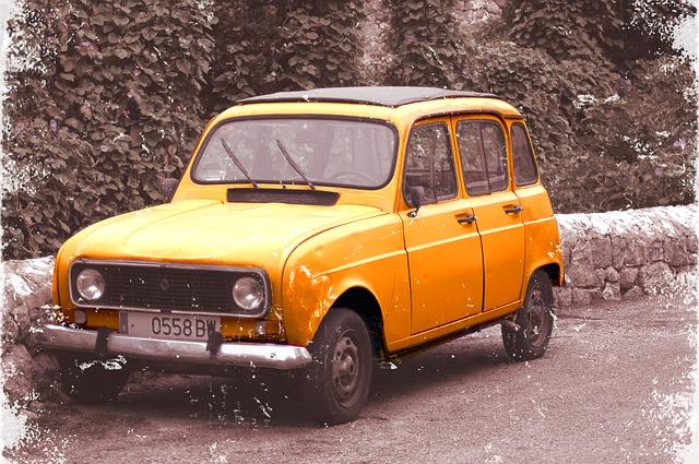 Renault autó