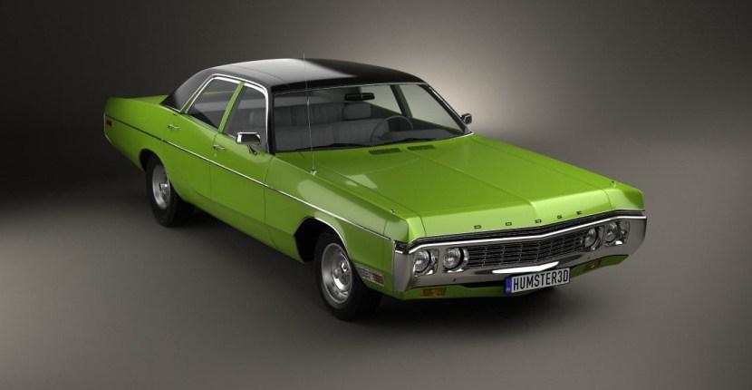 Dodge Polara Hardtop Coupé