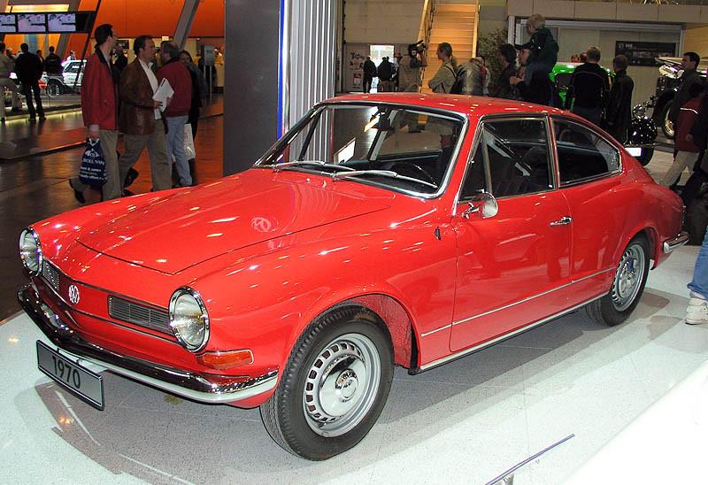 Volkswagen Karmann Ghia TC