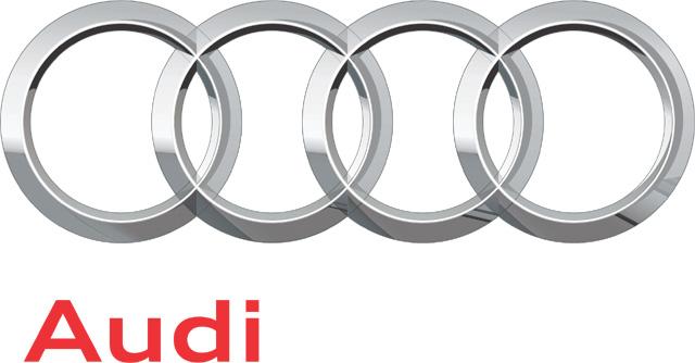 Audi Logo, embléma, jel
