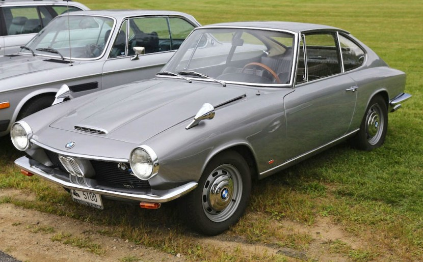 BMW 1600 GT Coupe