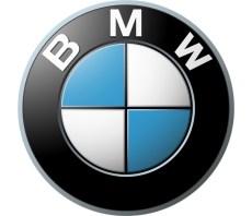 BMW autó embléma
