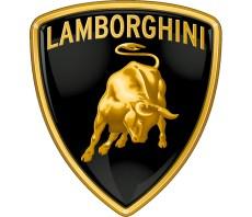 Lamborghini autó embléma