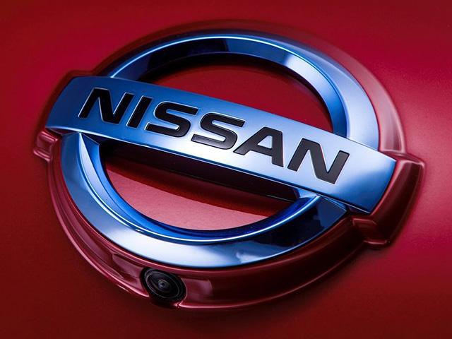 Nissan Embléma, Logo
