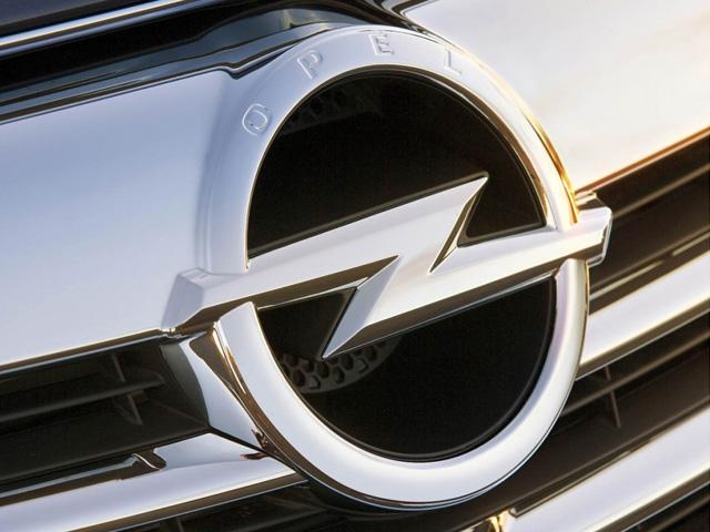 Opel embléma