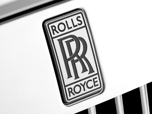 Rolls Royce embléma