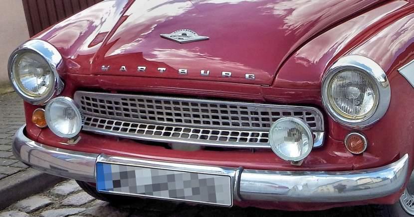 Wartburg Autó