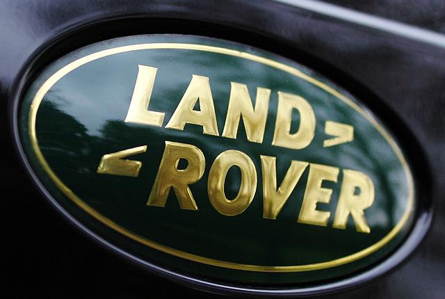 Land Rover Embléma