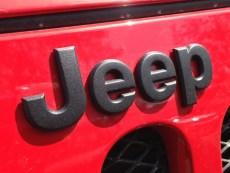 Jeep autó embléma