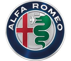 Alfa Romeo autó logó