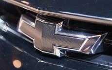 Chevrolet autó embléma