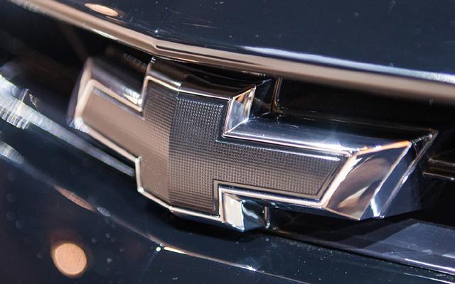 Chevrolet embléma