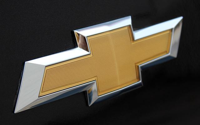 Chevrolet autó márkajelq