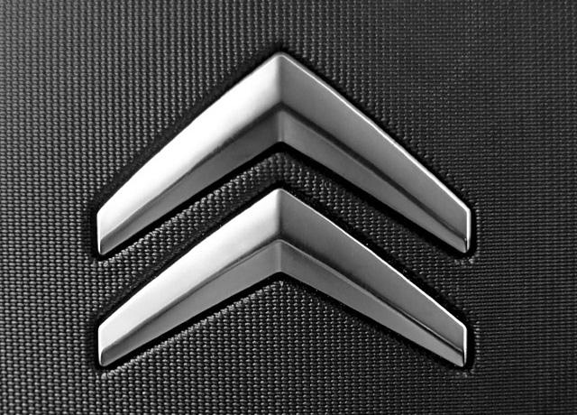 Citroen autó logó