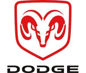 Dodge autó embléma