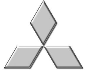 Mitsubishi embléma