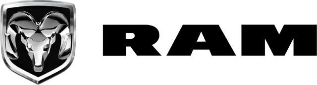 RAM autó logó