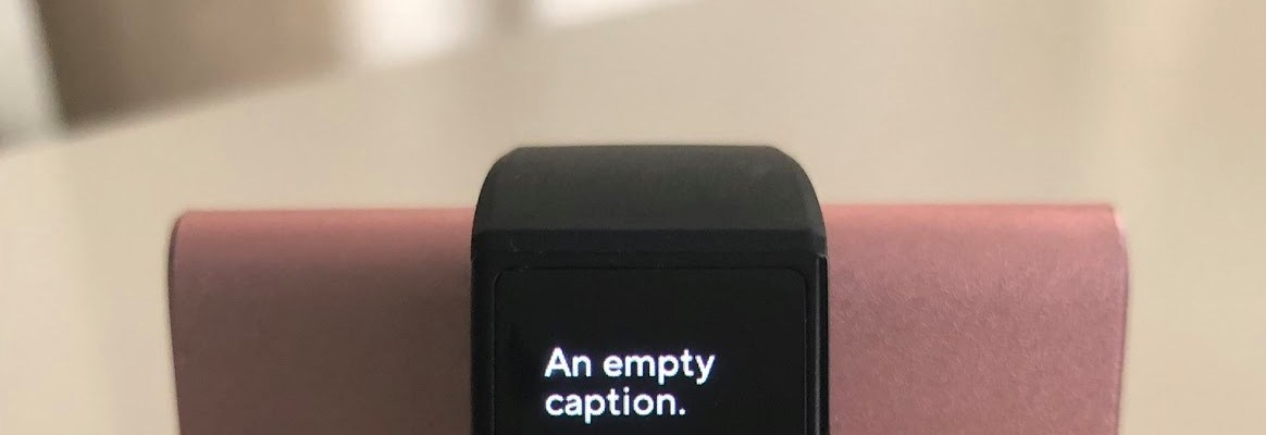 Wyze Band showing a response from alexa