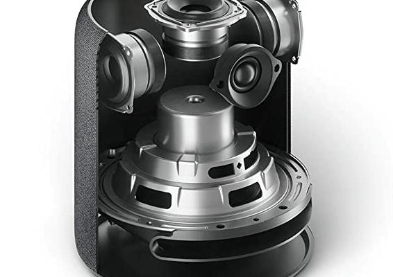Internals of Echo Studio HiFi Speaker