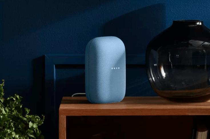 The New Nest Smart Speaker