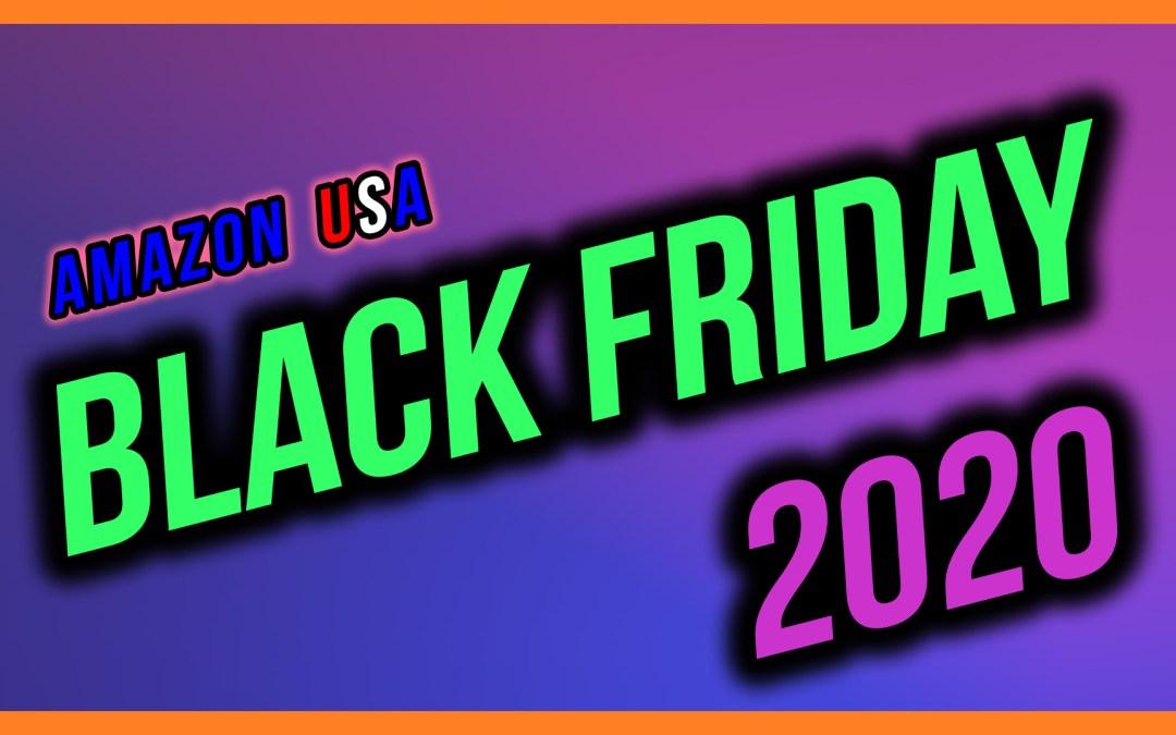 Amazon Black Friday 2020 Deals