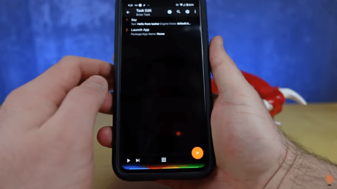 Tasker Tasks can be run from Google Assistant