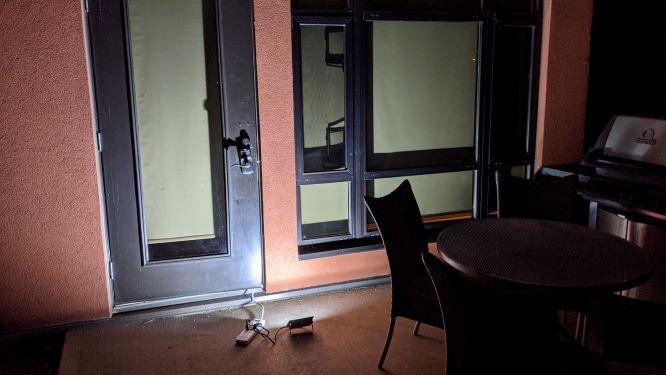 White Light from Novostella Smart LED Flood lights