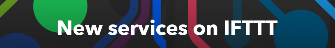 New IFTTT Services: B9, EpicJobs, ComEd, Xtactor, and SunriseSunset