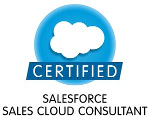 Salesforce-Certified-Sales-Cloud-Consultant