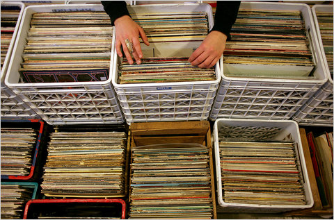Organize Records