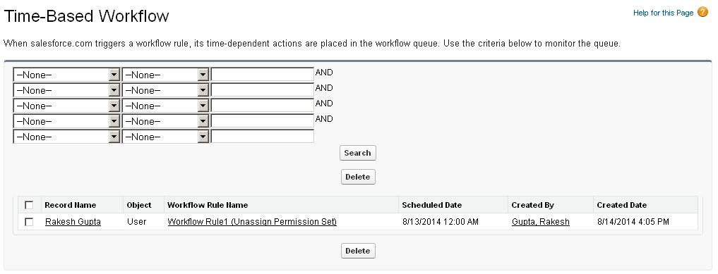 Auto Add/Remove Permission Set