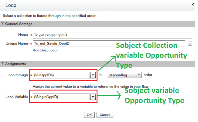 TopicAssignment Object
