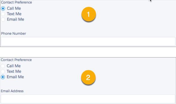 Dynamically Update Flow Screen Fields