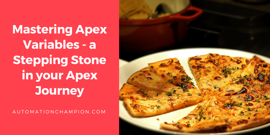 Mastering Apex Variables – a Stepping Stone in your Apex Journey