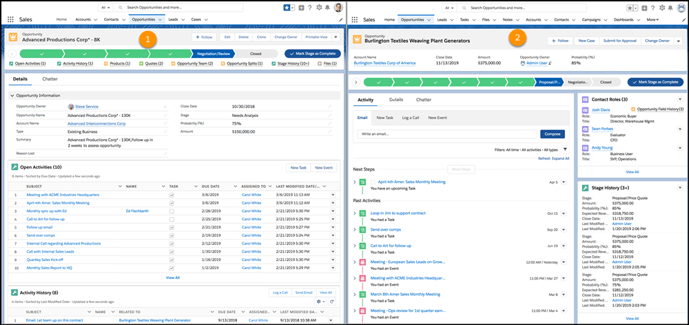 Salesforce Summer19 release quick summary