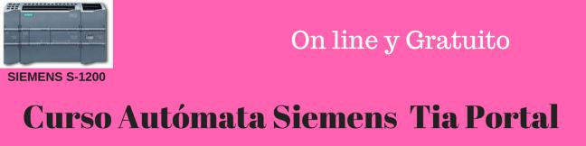 Curso Autómata Siemens Tia portal