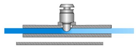 Estragulador neumático
