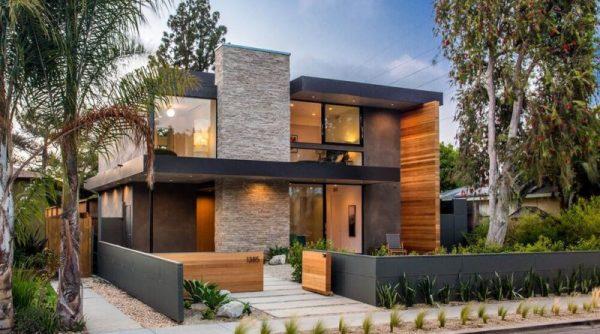 Casa-moderna-Palms-Residence-venice-california-800x445