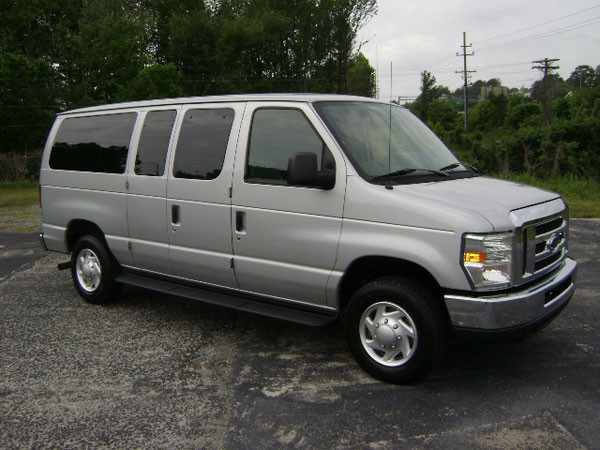 12 Seater Van Nice Tops