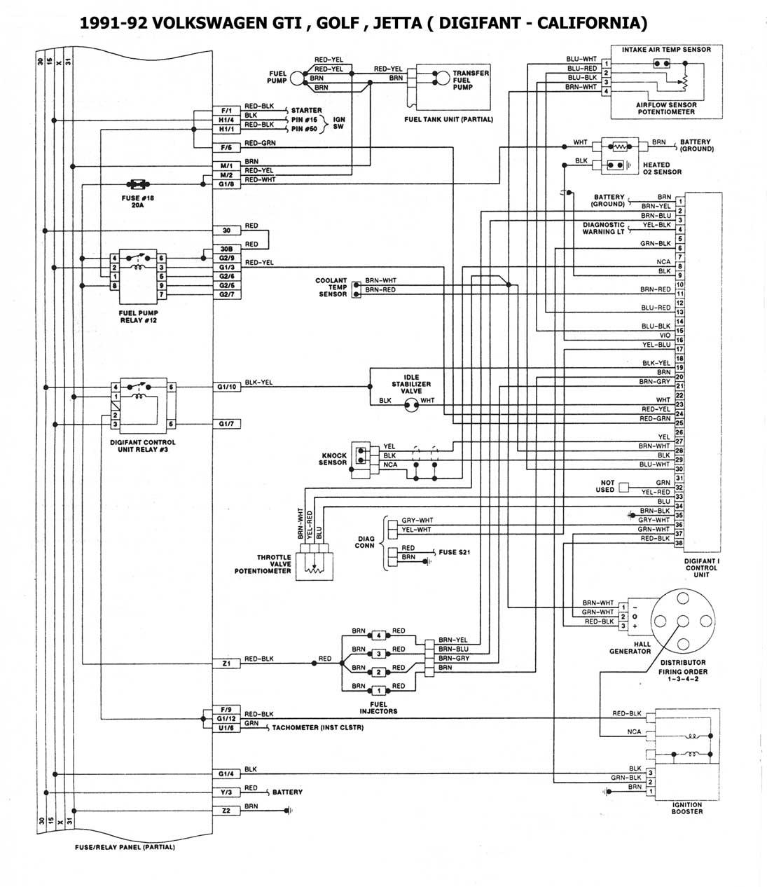 Diagrama De Fusibles Para Vocho