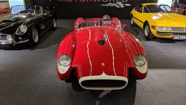 На търг тази кола би се продала за между 20 и 30 милиона евро.