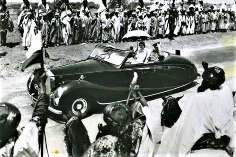 Who Owns The Roll-Royce Used By Queen Elizabeth II When She Visited Nigeria?