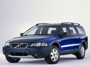 Volvo XC70  Specs of wheel sizes, tires, PCD, Offset and