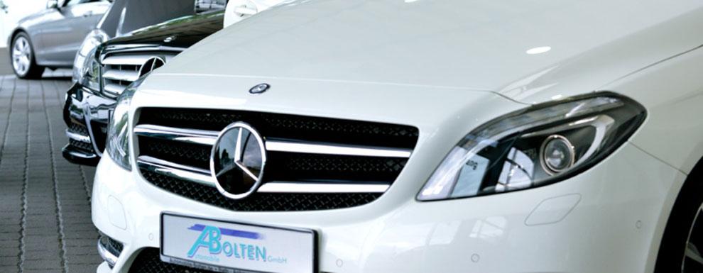 Finanzierung Leasing und KFZ-Versicherung bei Automobile Bolten GmbH