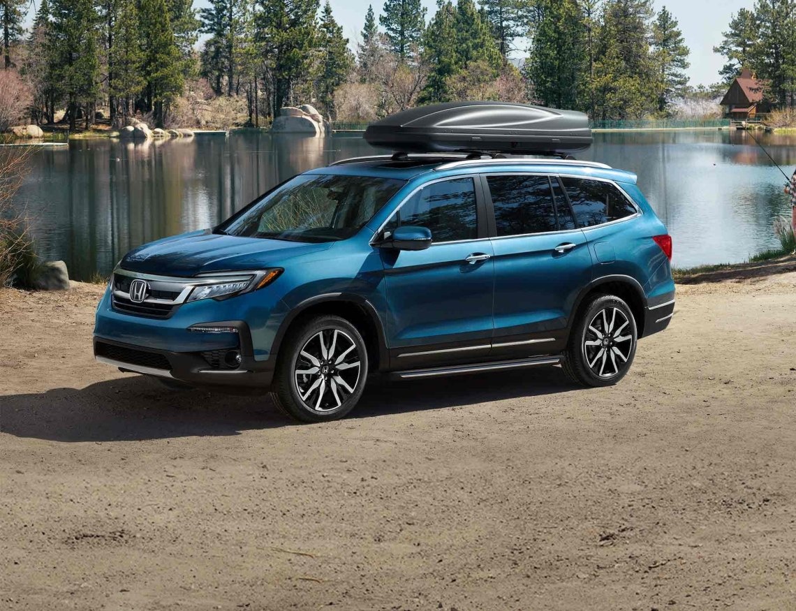 Honda Pilot 2019 Review, specs and Release date | OtoMagzz ...