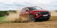 Hyundai Tucson: Тонкие грани его дарованья